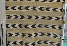 Original Hand-woven Navajo Chinle Rug circa 1960s or later