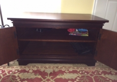 Pottery Barn TV Cabinet