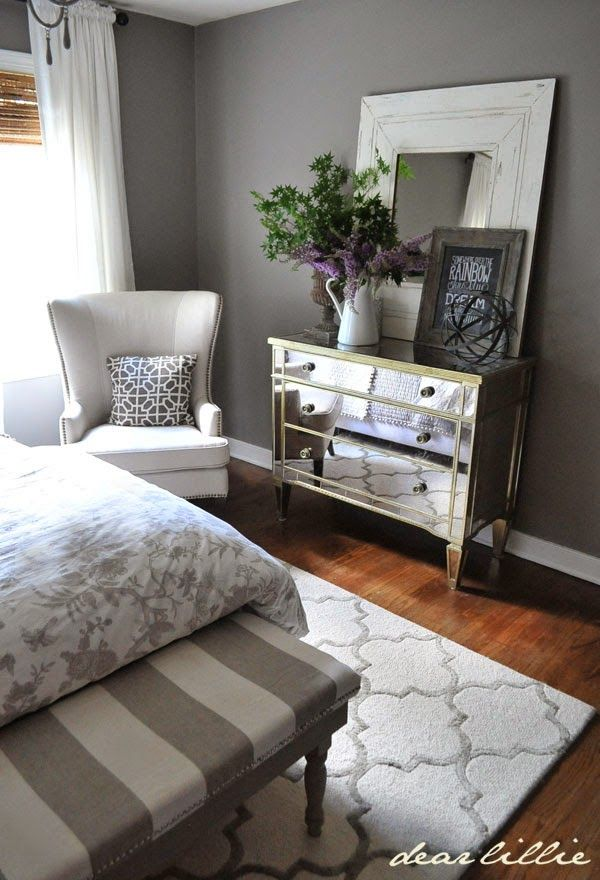 Guest Room Dresser Chair