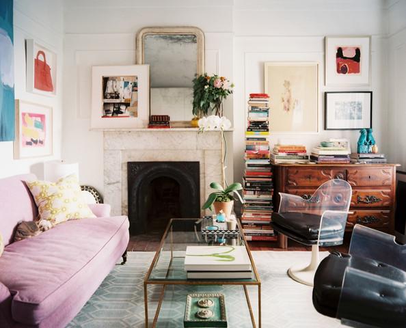 Lonny Mag Living Room