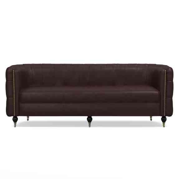 2016 02 22 - Soho leather sofa