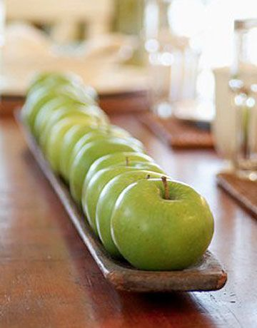 Center - House Beautiful apple