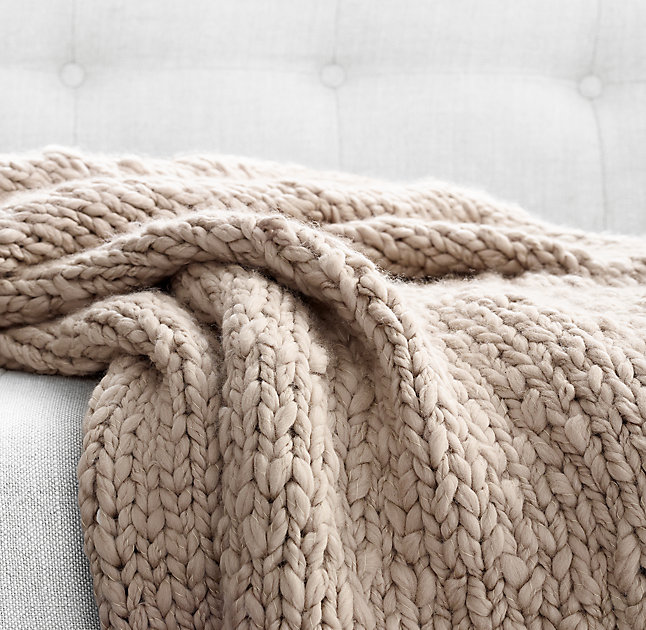 handknit-chunky-throw