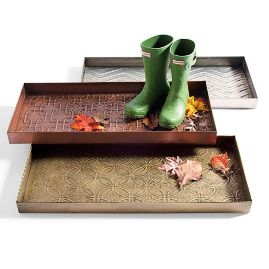 embossed-metal-boot-tray