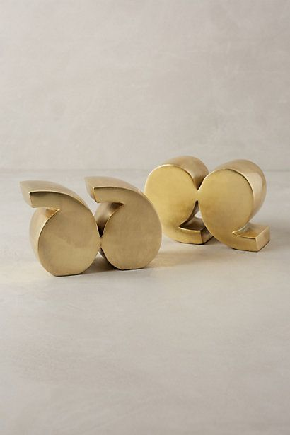 anthropololgie bookends