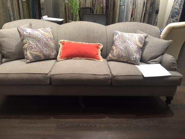 Scalamandre sofa