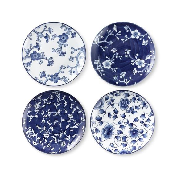 WS Japanese Garden Salad Plates