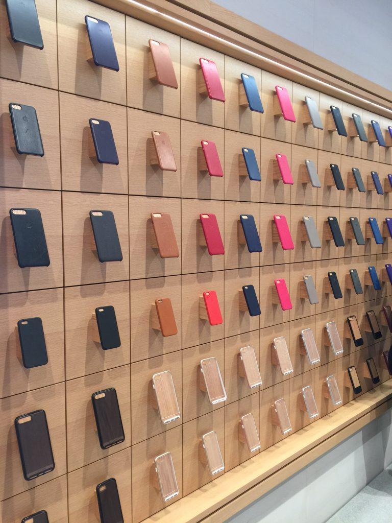 Apple Store, Michigan Avenue, Chicago