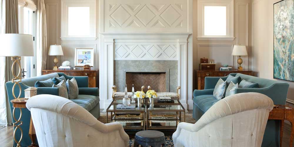 Kendall Wilkinson Living Room Coffee Table
