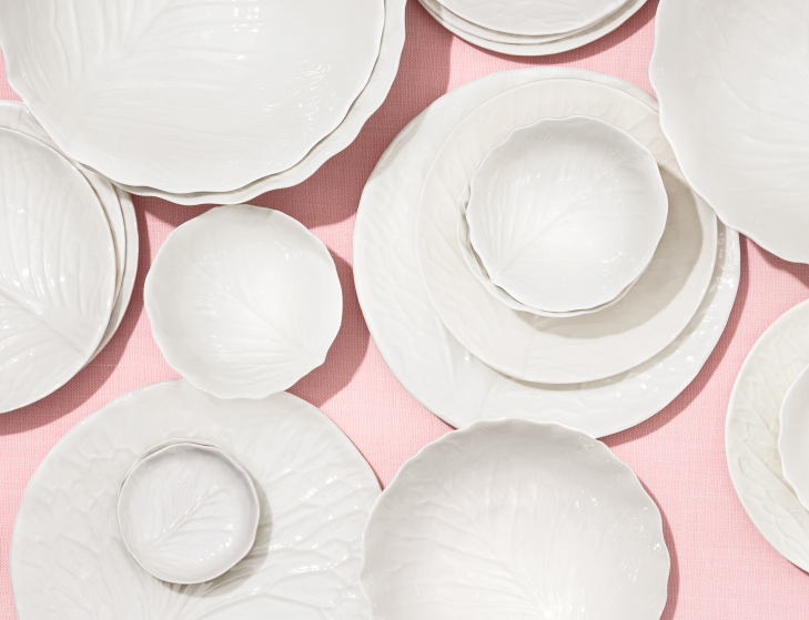 Lettuce Ware by Dodie Thayer for Tory Burch