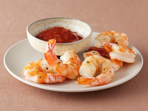 Ina Garten's Roasted Shrimp Cocktail