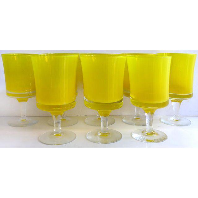 Denby Wine Glasses