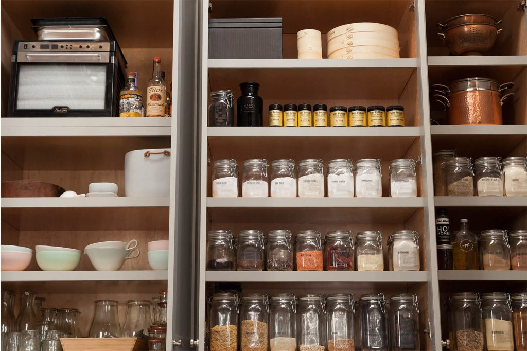 Organized Pantry from Goop