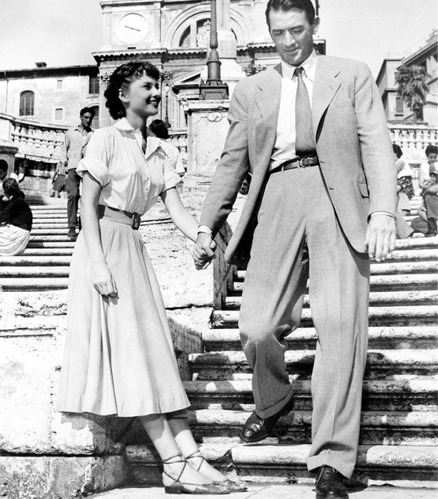 Audrey Hepburn Sandals