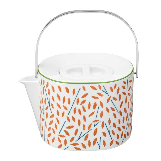 "Hermes ""Garden"" Tea Pot 