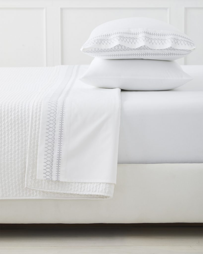 Laurel Sheet Set | RevolvingDecor.com