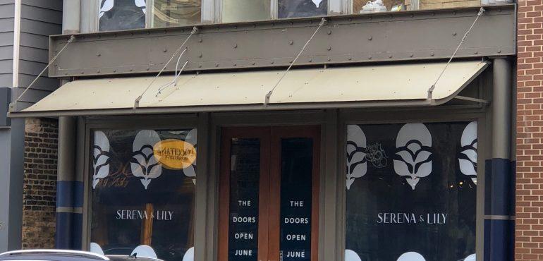 Serena & Lily Boutique on Armitage | RevolvingDecor.com