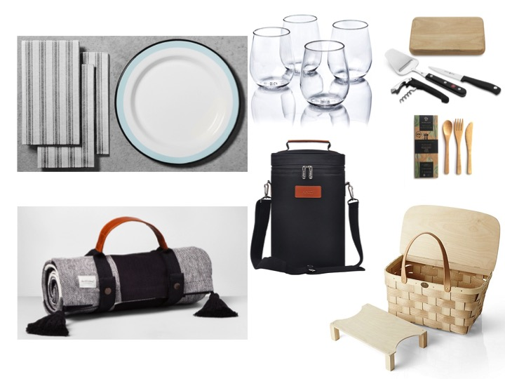 Perfect Picnic Gear | RevolvingDecor.com SF & Chicago
