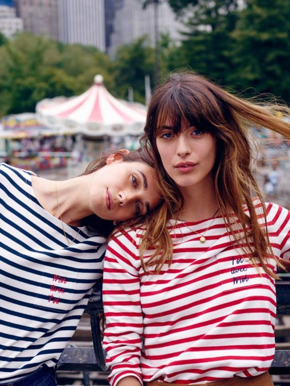 Breton Striped Shirts | GOOP