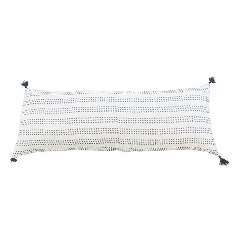 Summer Stripes: Reem Pillow | RevolvingDecor.com