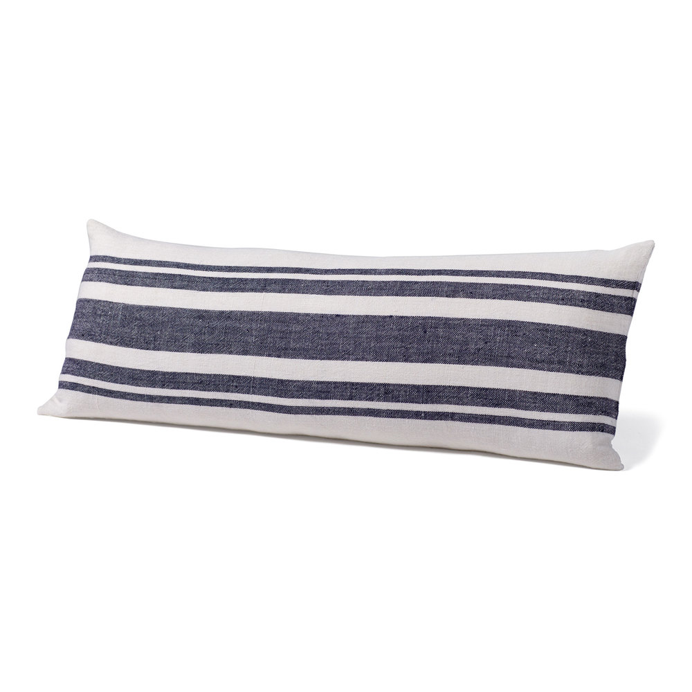 Stinson Striped Lumbar Pillow