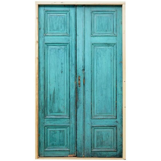 Vintage Swedish Doors