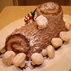 buche de noel, food network
