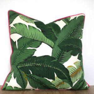 Kravet Blue Floral Throw Pillow, PillowTimeGirls, Etsy