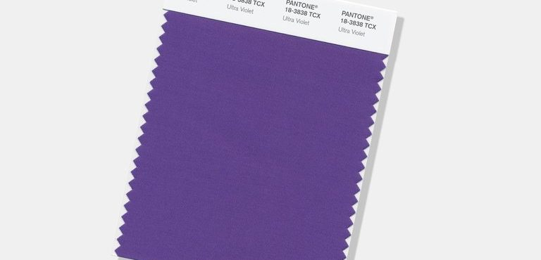 Pantone Color Of 2018 Ultraviolet | New York Times