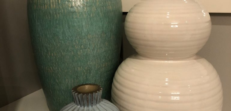 Home Goods and West Elm Vases